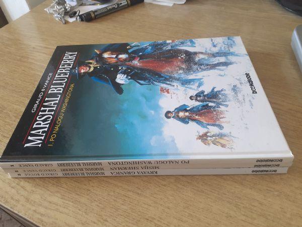 Marshall Blueberry 1-3 komplet Bookglobe